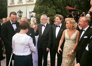 Ambassador Traina visited Salzburg