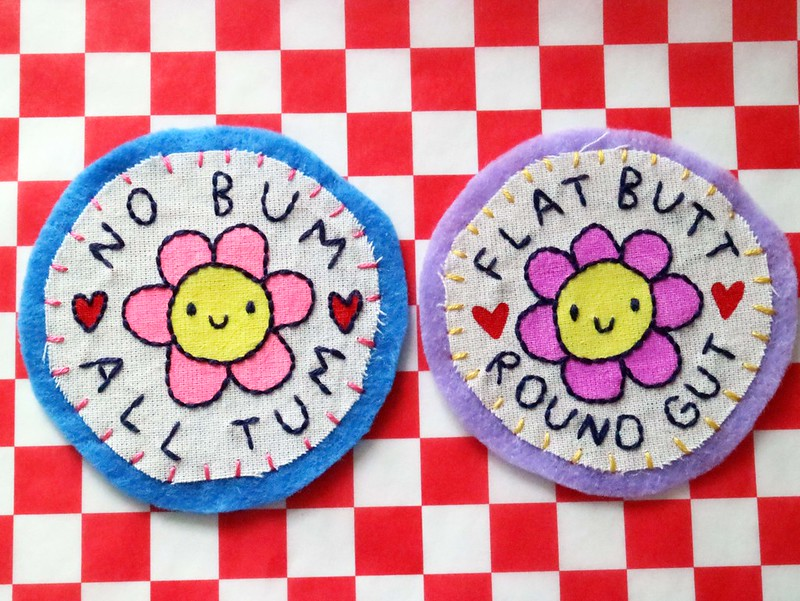 Body Positive Patches