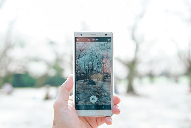 旅行若是一幅掌中的風景 | Sony Xperia XZ2 | 05