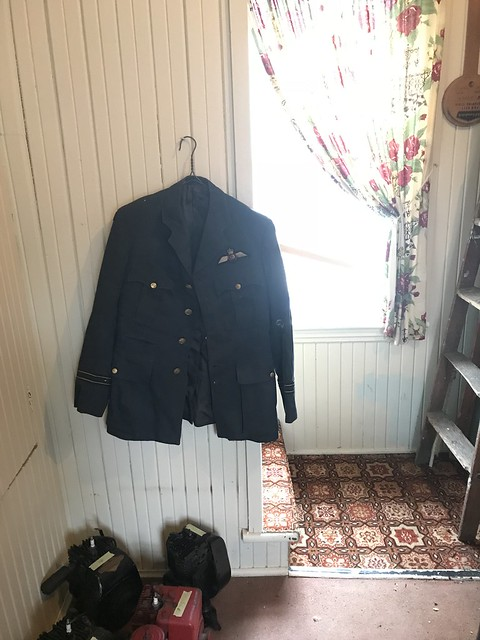 The Estate Sale: the uniform
