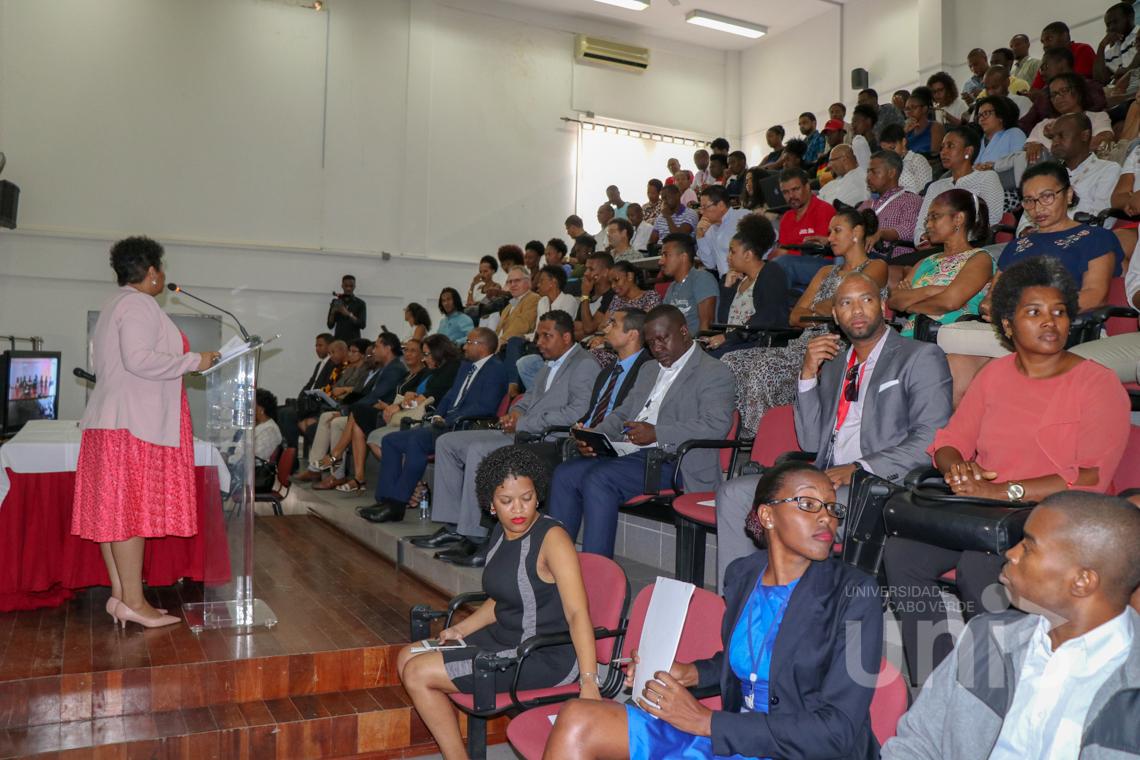 Universidade de Cabo Verde com Nova Equipa Reitoral e Presidentes das Unidades Orgânicas