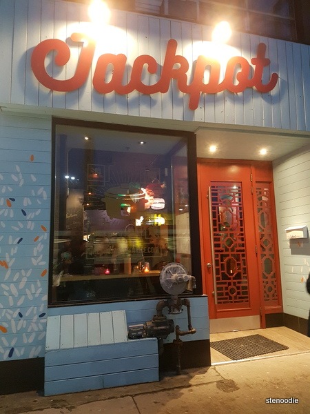 Eat Jackpot storefront