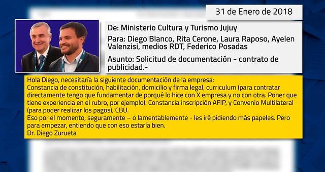 Corrupción en Jujuy I