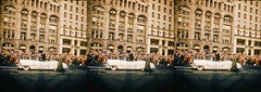 Inaugural Parade - Presidential car, President & Mrs Eisenhower No 21