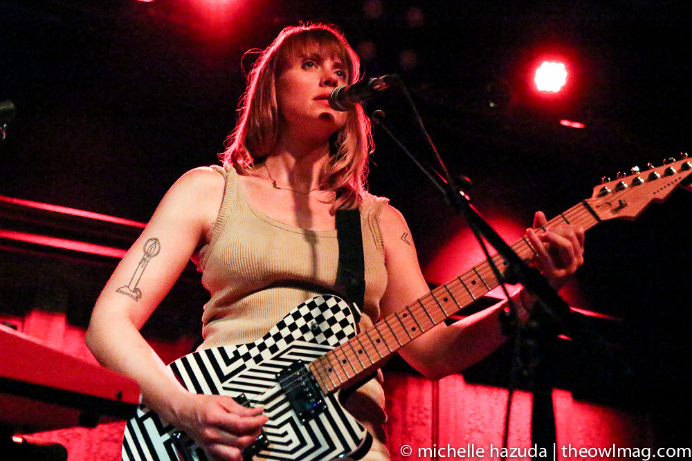 Wye Oak @ Lodge Room, Los Angeles 07-19-2018 01
