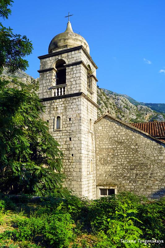 Колокольня церкви Св. Клары