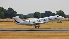 N200ES Gulfstream G650ER