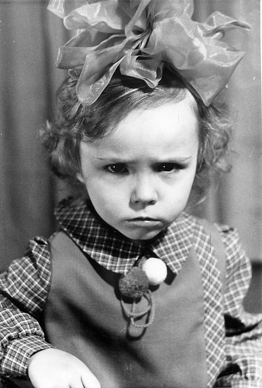 Детский фотопортрет.