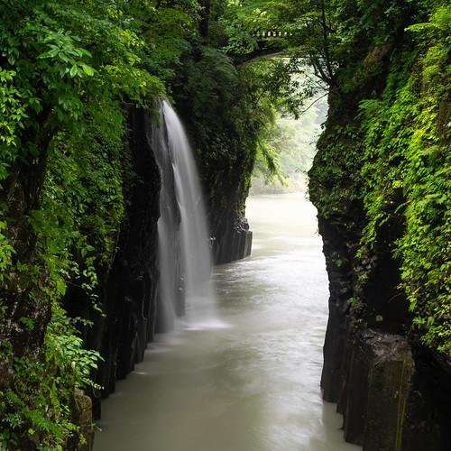 Takachiho Gorge 高千穂峡