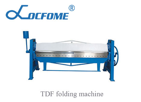 tdf folding machine