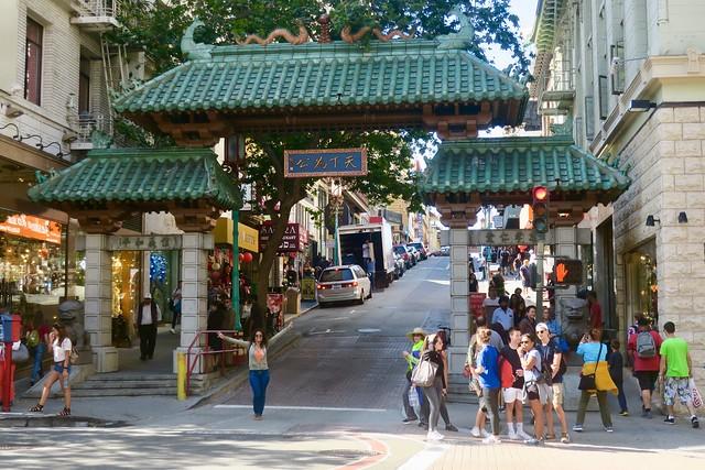China Town in San, Canon POWERSHOT G9 X