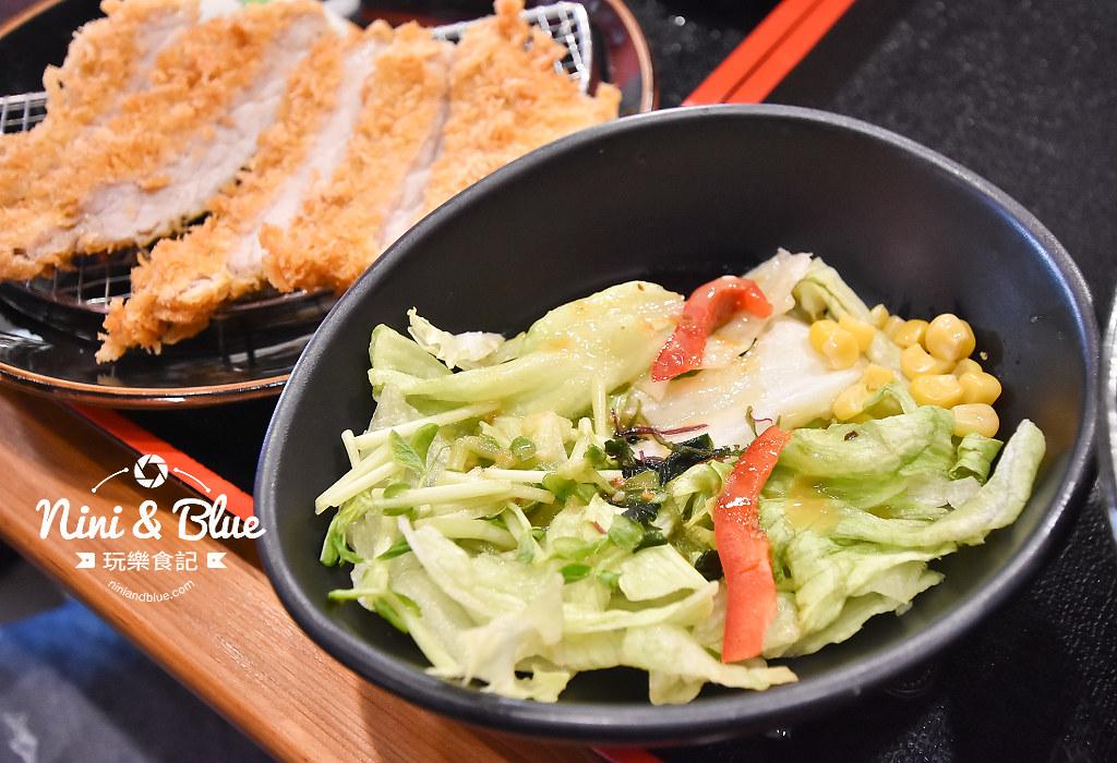 台中豬排 七味亭 menu 菜單10