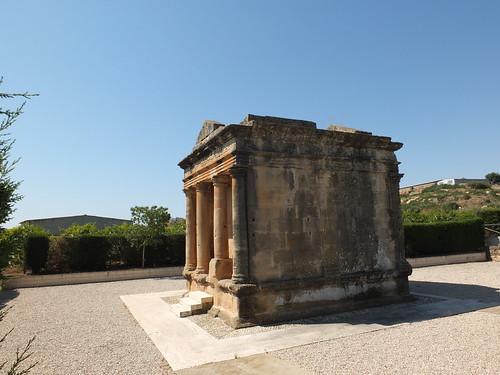 Mausoleo - Vista general