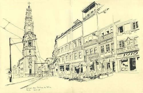Rua Campo dos Martires da Patria - Porto