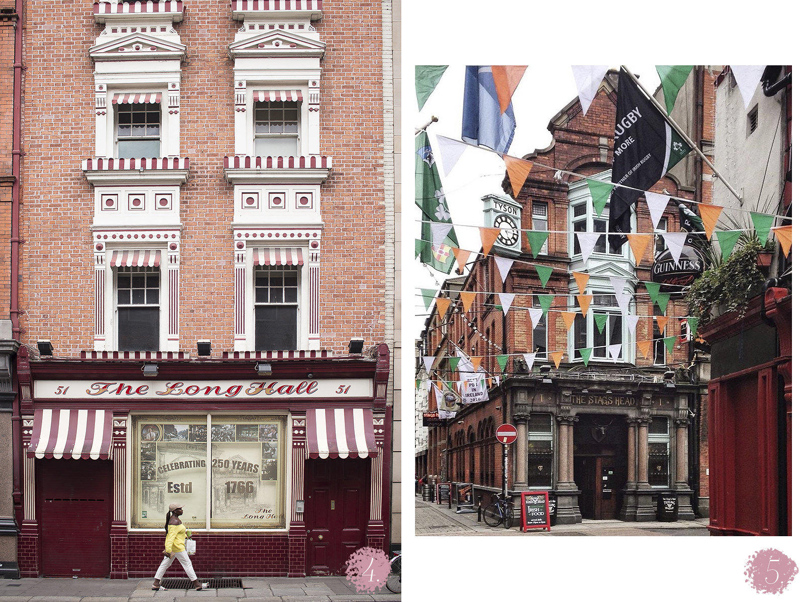 The 10 Prettiest Pubs in Dublin