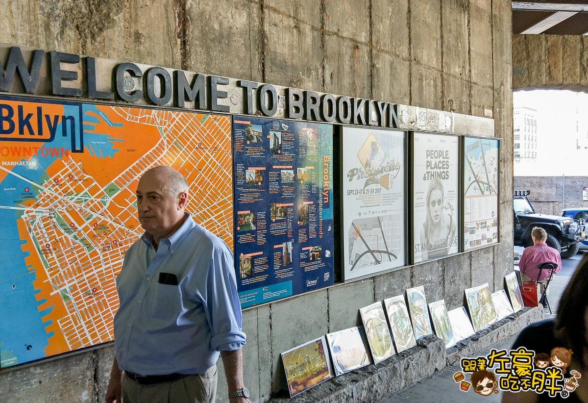 美國紐約-布魯克林大橋-37