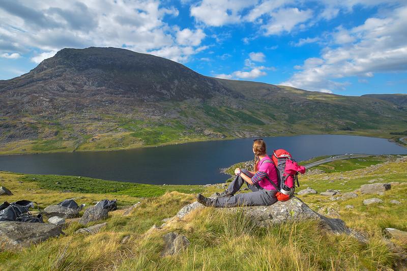 Welsh 3000s Challenge Snowdonia