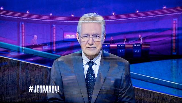 Trebek In Jeopardy!