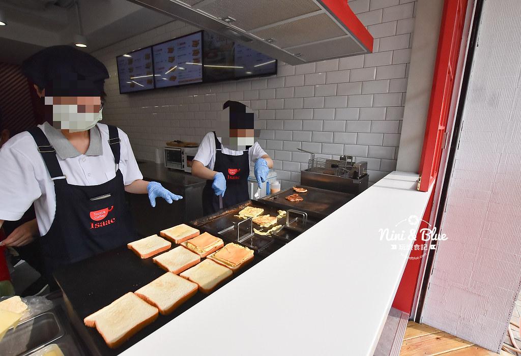 Isaac Toast.台中惠來店09