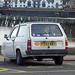 P793 WWY -  Reliant Robin LX @ North Shields