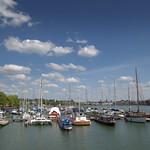 Preston Dock scene