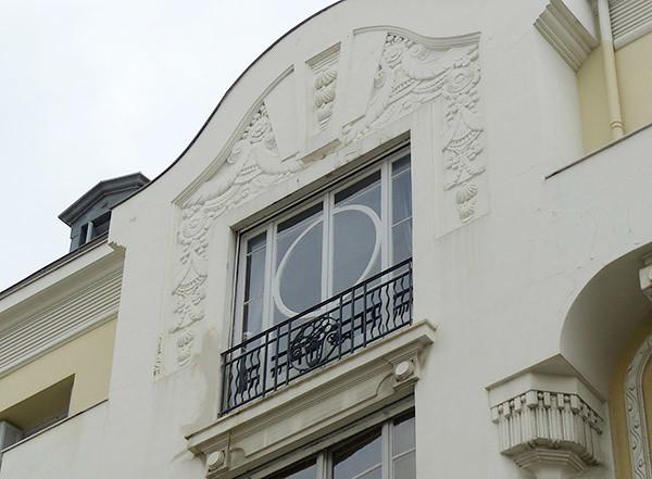 façade années 30
