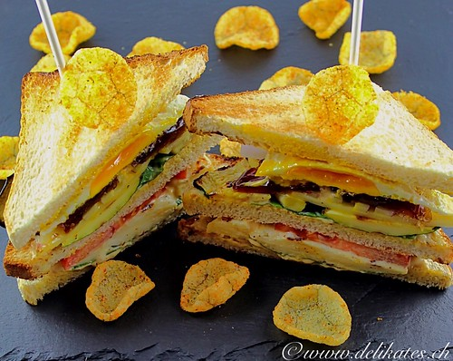 Club Sandwich Rezept