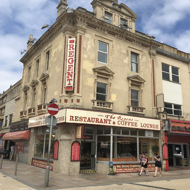 The Regent Restaurant and Coffee Lounge - Weston-super-Mare