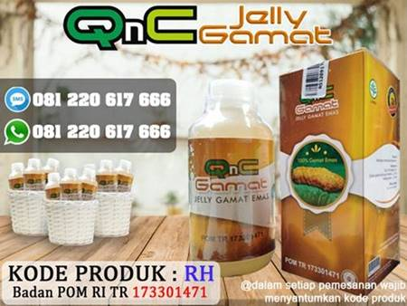 Obat Herbal QnC Jelly Gamat Terbukti Manjur