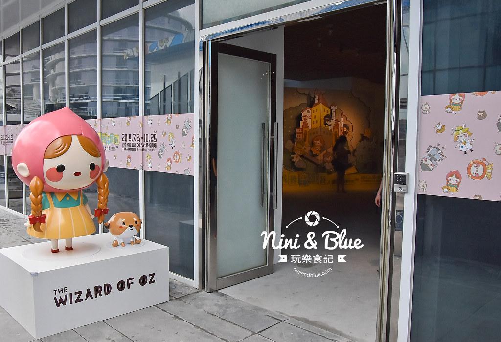 大里景點 軟體園區 立體書展 東京幻境23