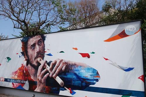 By Spear (Place d'Espagne, Bruxelles)