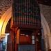 Organ in St Peter's Church, Bekesbourne