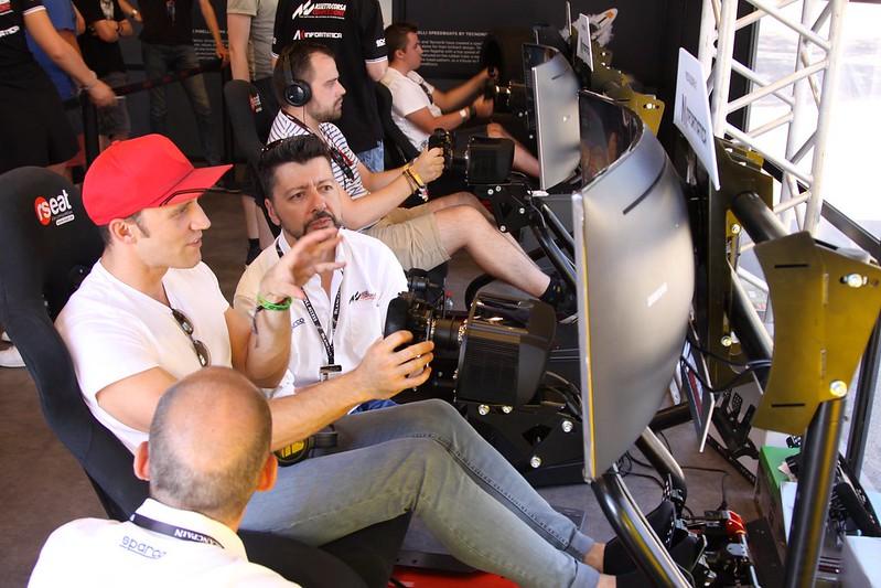 Aris Vasilakos Looks Back At TheSpa24H Assetto Corsa Competizione Event