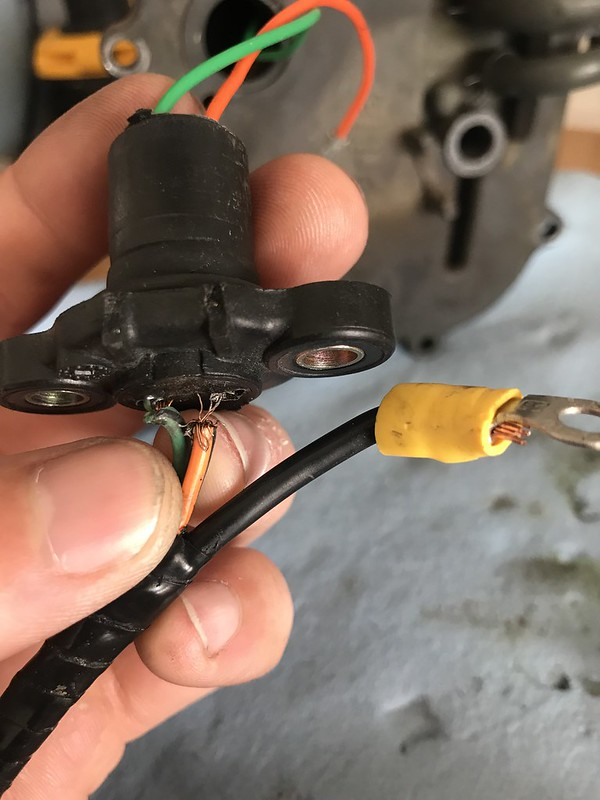 2000 mille fuel pump wiring, can it be rebuilt? (pictures in