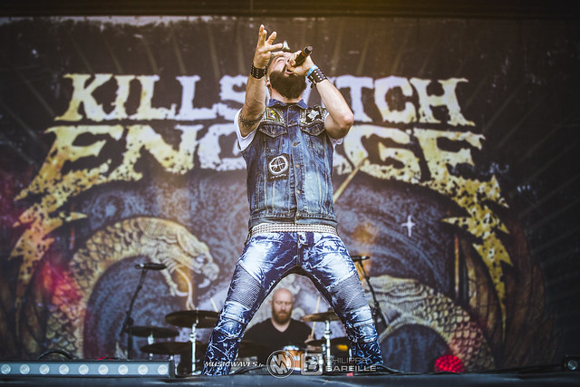 Killswitch Engage @ Hellfest 2018, Clisson | 24/06/2018