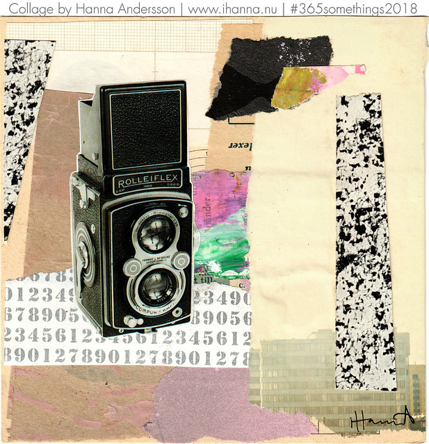 Flexing the Memory - Collage no 203 by iHanna