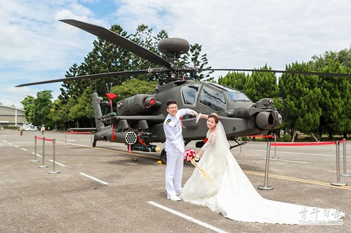 107年陸軍聯合婚禮