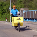herts - box bike & man chequers bridge stevenage 21-4-18 JL