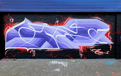 Graffiti Schuttersveld