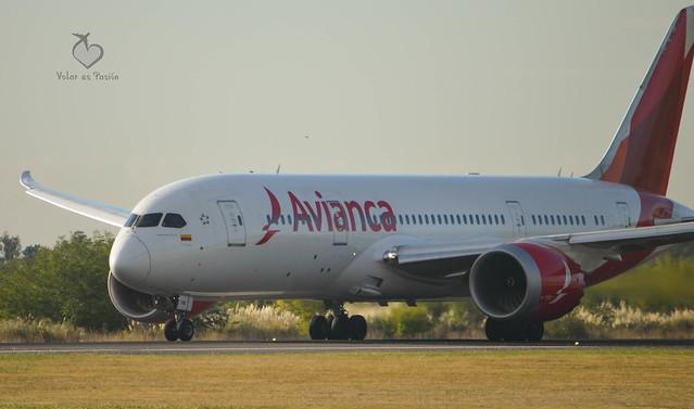 Avianca B787-8