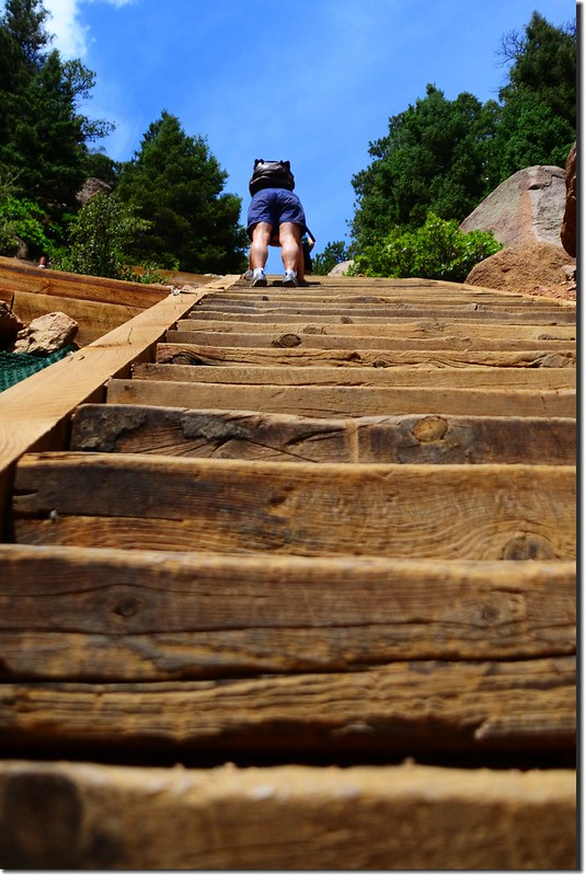 The Manitou Incline, Manitou Springs (6)