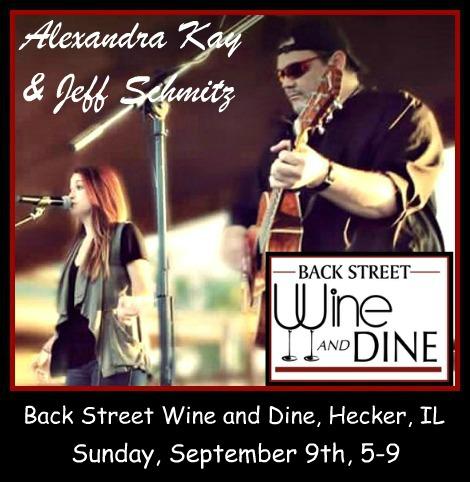 Alexandra Kay & Jeff Schmitz 9-9-18