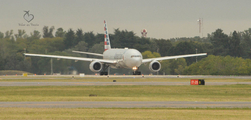American Airlines / Boeing 777-300ER