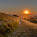 Cherhill Sunset