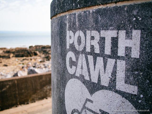 Stencil Porthcawl
