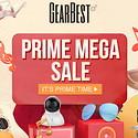 GearBest Prime Mega Sale promotion