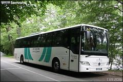 Mercedes-Benz Tourismo - STI Centre (Société des Transports Interurbains du Centre) (RATP Dev) n°6120 - Photo of Châteaumeillant