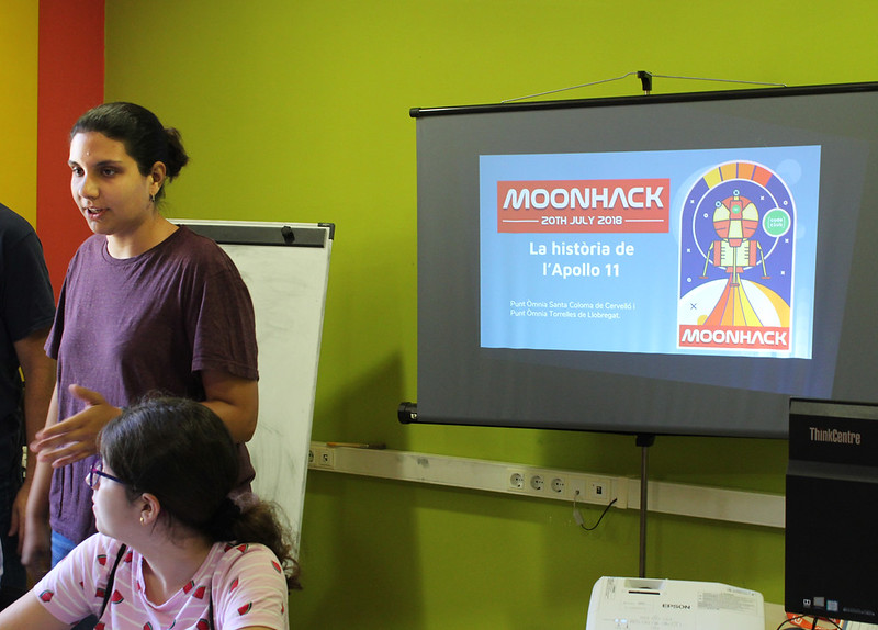 Moonhack 2018