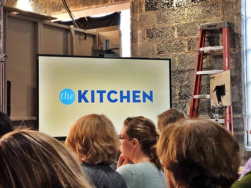 The Day We Attended A Taping Of The Kitchen