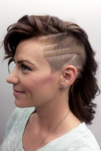 LATEST UNDERCUT FADE HAIRSTYLES FOR BOLD WOMEN TO AMAZE YOUR FRIENDS 5